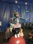 1er jour au cirque